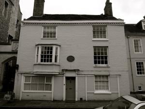 8 College St (Jane Austen's House) Winchester C18