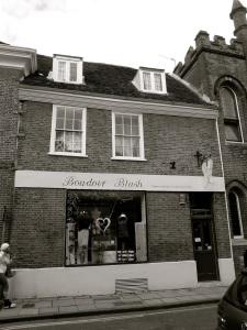 9a Parchment St Winchester C18