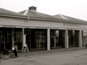 Boathouse 7 (West) Portsmouth Dockyard 1875