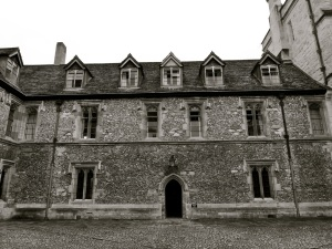 Chamber Court (East) Winchester College C14