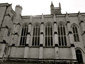 Chapel Winchester College (North) C14