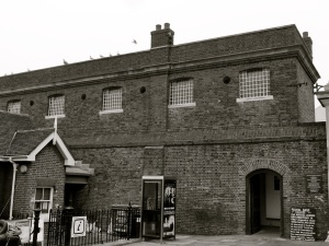 Detention Centre Portsmouth Dockyard 1882