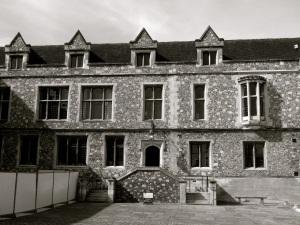 Grand Jury Chambers Winchester 1852