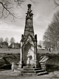 Littlehales Memorial Drinking Fountain Winchester 1880