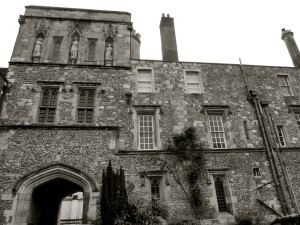 Middle Gate (North) Winchester College C14