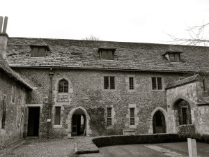 Outer Court (South) Winchester College C14-2