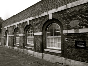 Pay Office Portsmouth Dockyard 1798