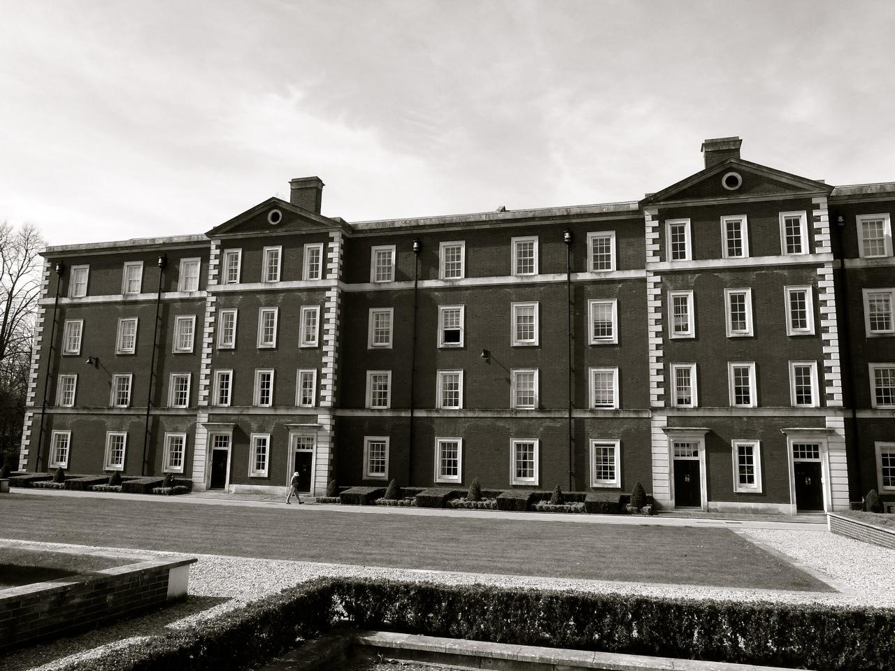 Peninsular Barracks West Block South Winchester
