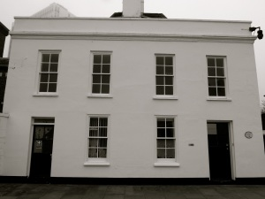 Porter's Lodge (North) Portsmouth Dockyard 1708