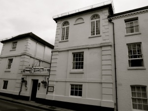 Royal Hotel St Peter St Winchester C18:19