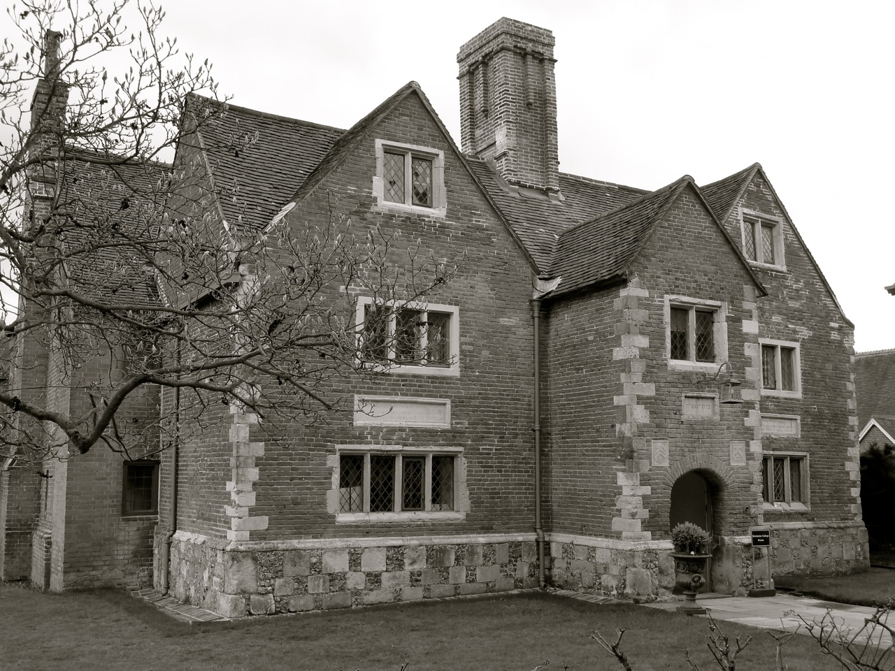 Sick House North Winchester College