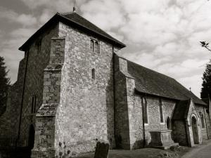 St Bartholomews Church Winchester C12-19