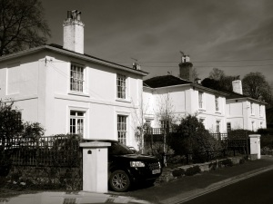 St James Villas x3 Winchester 1830