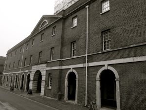 Store 10 (East) Portsmouth Dockyard 1776