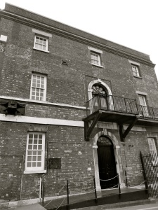 Store 10 (North) Portsmouth Dockyard 1776