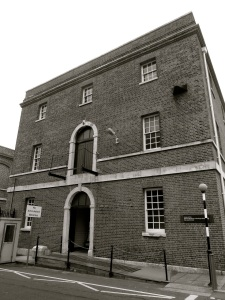 Store 10 (South) Portsmouth Dockyard 1776