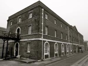 Store 11 Portsmouth Dockyard 1763