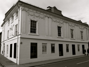 Theatre Royal (East) Jewry St Winchester 1850