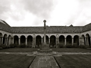War Memorial Cloister Winchester College 1922