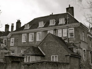 Warden's Lodgings (East) Winchester College C14-18