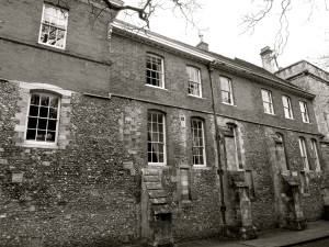 Warden's Lodgings (North) Winchester College C14-18