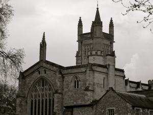 Winchester College Chapel (North East) 1470