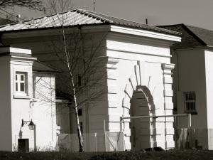 Winchester Prison Entrance Gate 1850