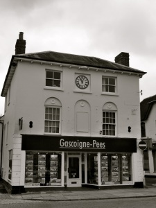 36 High St Petersfield C19