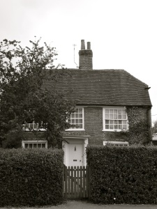 Fir Cottage 17 College St Petersfield C18