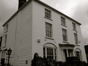 Heath Lodge Sussex Rd Petersfield C18
