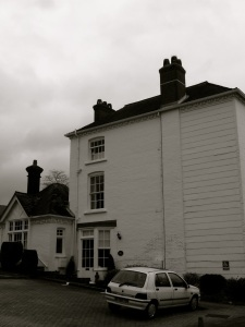 Heath Lodge (West) Sussex Rd Petersfield C18