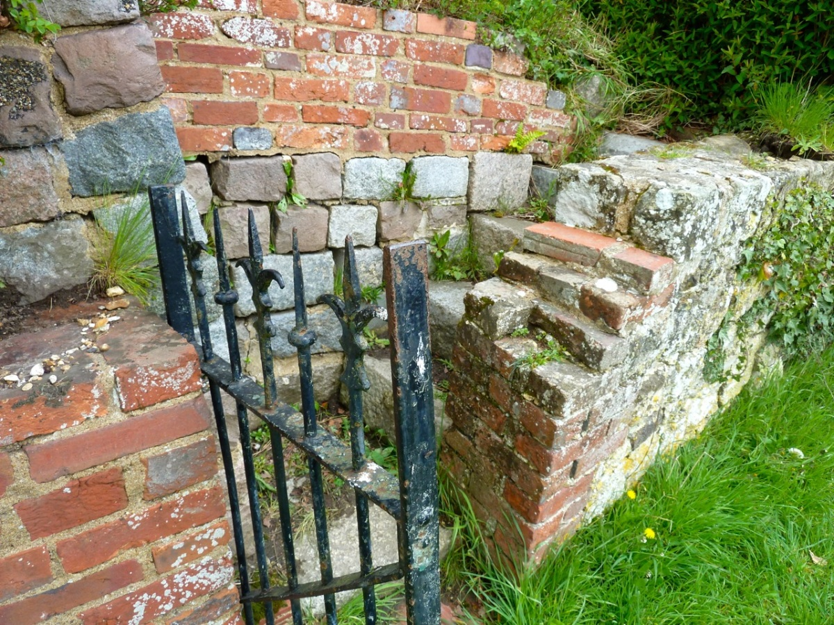 Maysleith House Gate