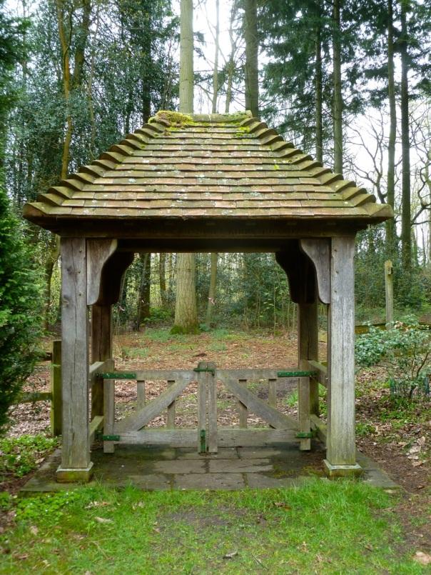 Milland Churchyard
