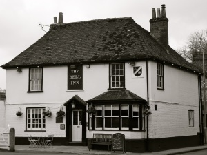 The Bell Inn, St Cross Rd Winchester C18