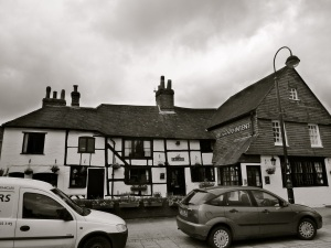 The Good Intent Public House College St, Petersfield C18