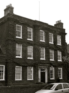 The Old College, College St, Petersfield 1729