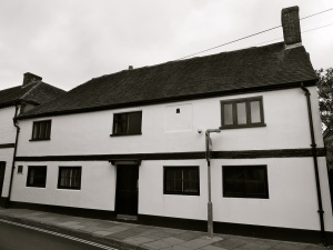 The Red Lion Public House (Heath Road Annex) College St Petersfield C17