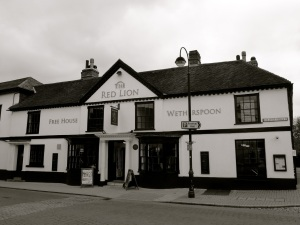 The Red Lion Public House (West) College St Petersfield C18