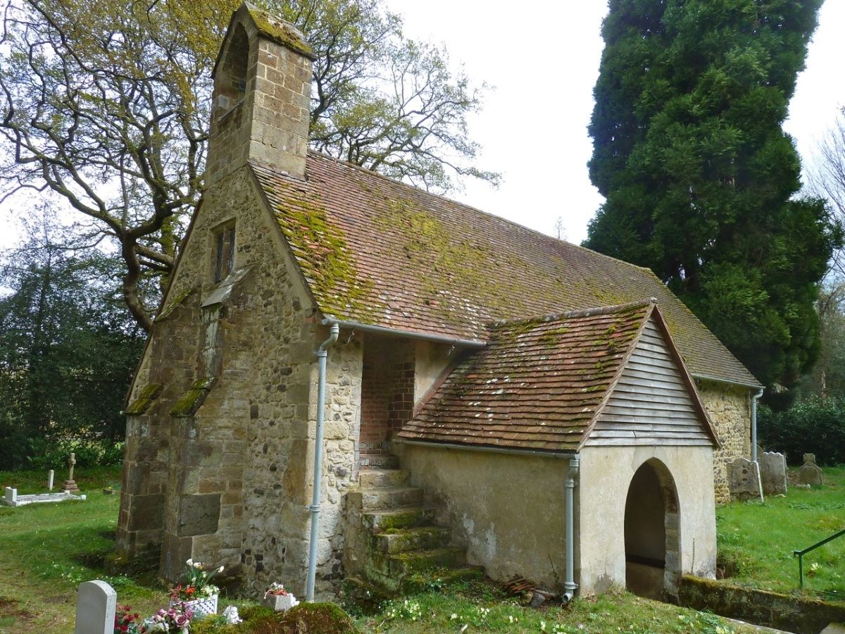 Tuxlith Chapel Milland C16