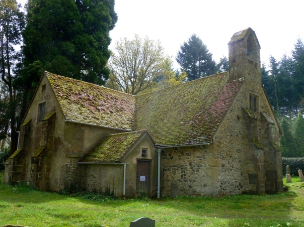 Tuxlith Chapel (North) Milland C16