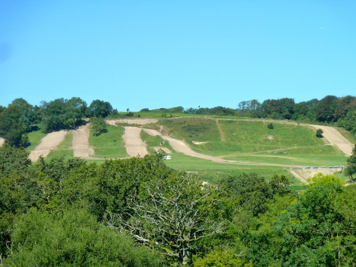 Langrish motocross track