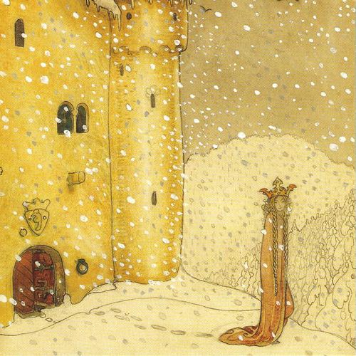 john bauer snow