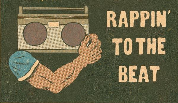 rappin