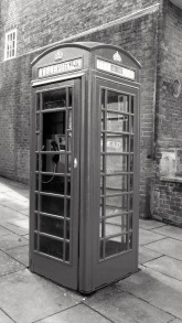 K6 Phone Box The Square Petersfield 1935-2