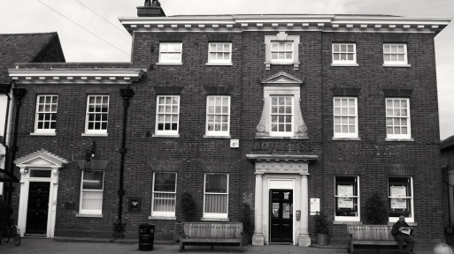 Lloyds Bank The Square Petersfield c1800