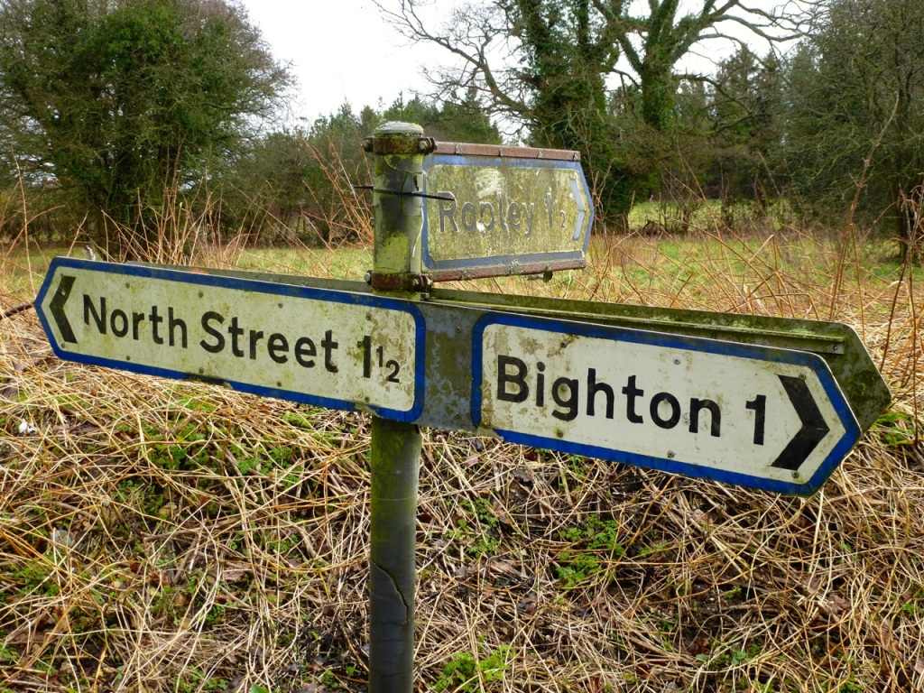 Bighton Dean Lane