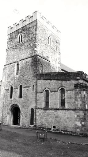 St Peters Church Petersfield C12 (West)