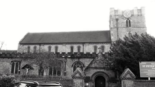 St Peters Church Petersfield C12