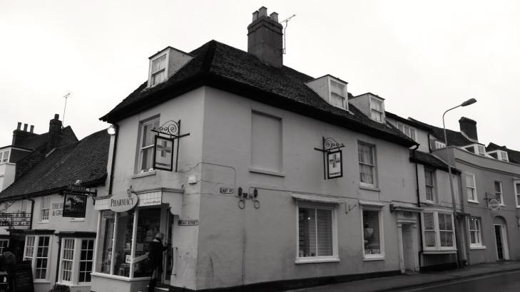 1 East St Alresford C18-19