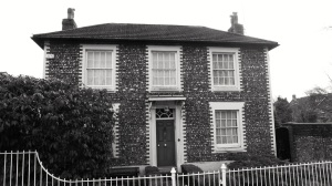10 Winchester Road Petersfield c1840
